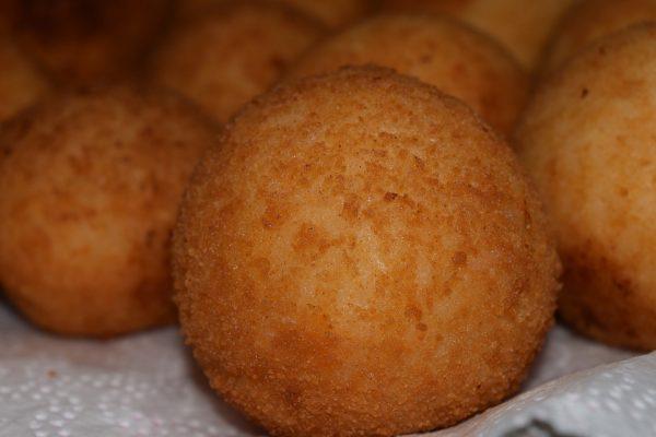 Arancini - Gefüllte Reisbällchen fertig & frittierbereit